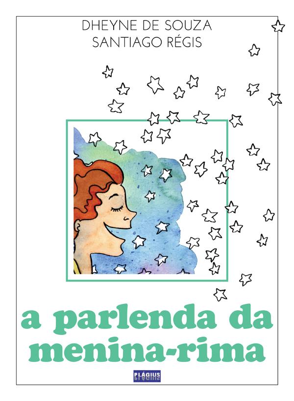 A PARLENDA DA MENINA RIMA-capa